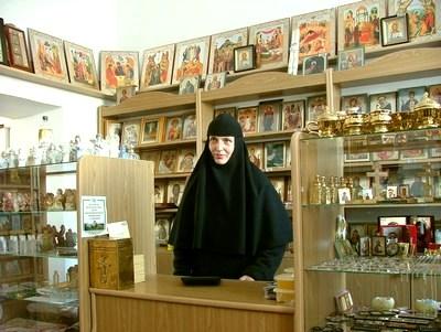 У Почаївській Лаврі торгують літературою сепаратиського характеру (Відео)