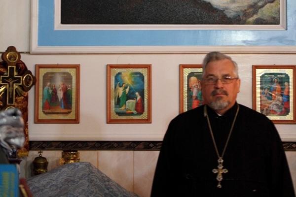 """Протоієрей Мирон Гах: """"Через святі ікони ми розмовляємо з Богом"""""""