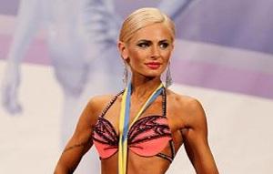 Українку визнали володаркою найкрасивішого тіла планети (ВІДЕО)