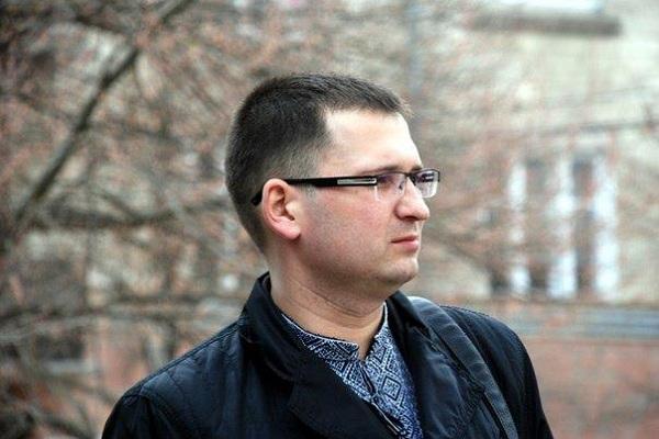 Святослав Абрам'юк - молодіжний лідер Тернополя