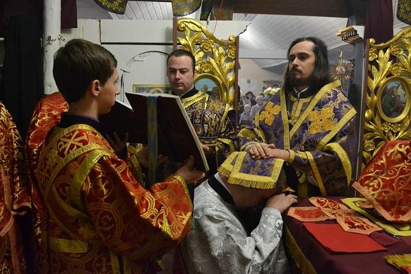 У Тернополі головний редактор газети став священиком