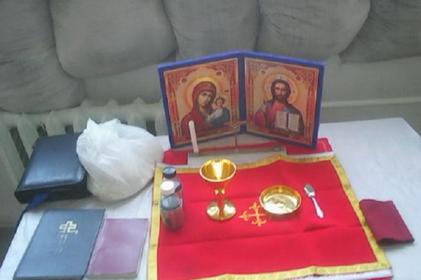 Священики-капелани Тернопільсько-Зборівської архиєпархії завершили чергову місію у зоні АТО
