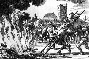 Як в давнину катували відьом у Кременці