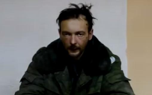 Допит бойовика ДНР: «Всіх хто побіг назад – розстріляли» (ВІДЕО)