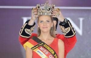 Українка Ольга Хоффман стала найкрасивішою дівчиною Німеччини (ФОТО)