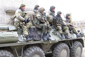 Тернопільскі бійці про АТО: «Пройшли перше бойове хрещення під градами та мінометними обстрілами»