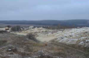 На Тернопопільщині закрили кар'єр на території археологічних пам'яток