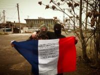 Французькі націоналісти підтримують українських побратимів