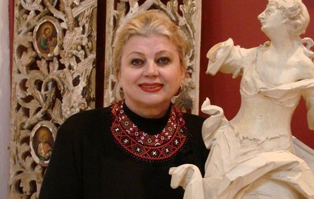 В Тернопільському краєзнавчому музеї відкриття оновленої виставки Пінзеля (ФОТО)