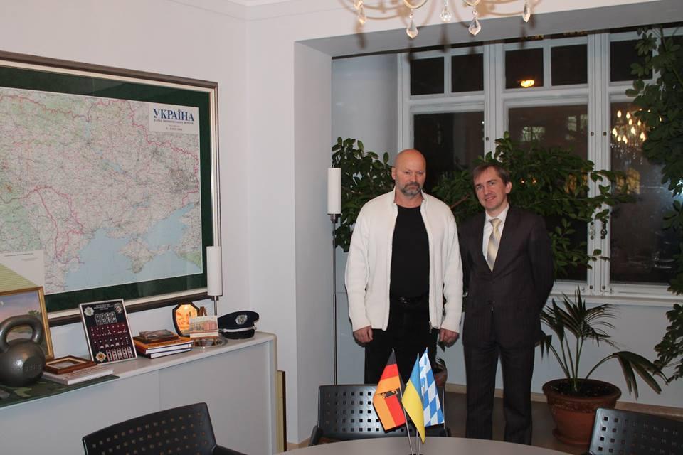 Чиновники Тернопільщини хочуть, щоб німці навчили їх працювати