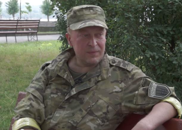 Тернопіль зустрів свого героя – капелана ДУКу о. Петра Бурака