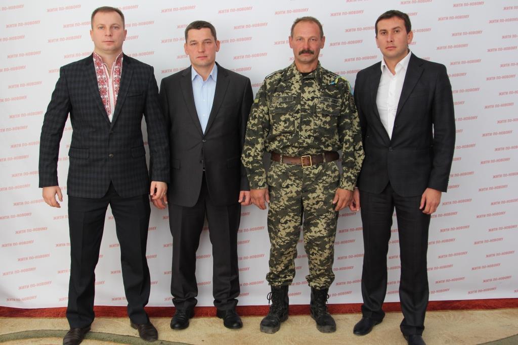 Тернопільські депутати вже працюють в комітетах