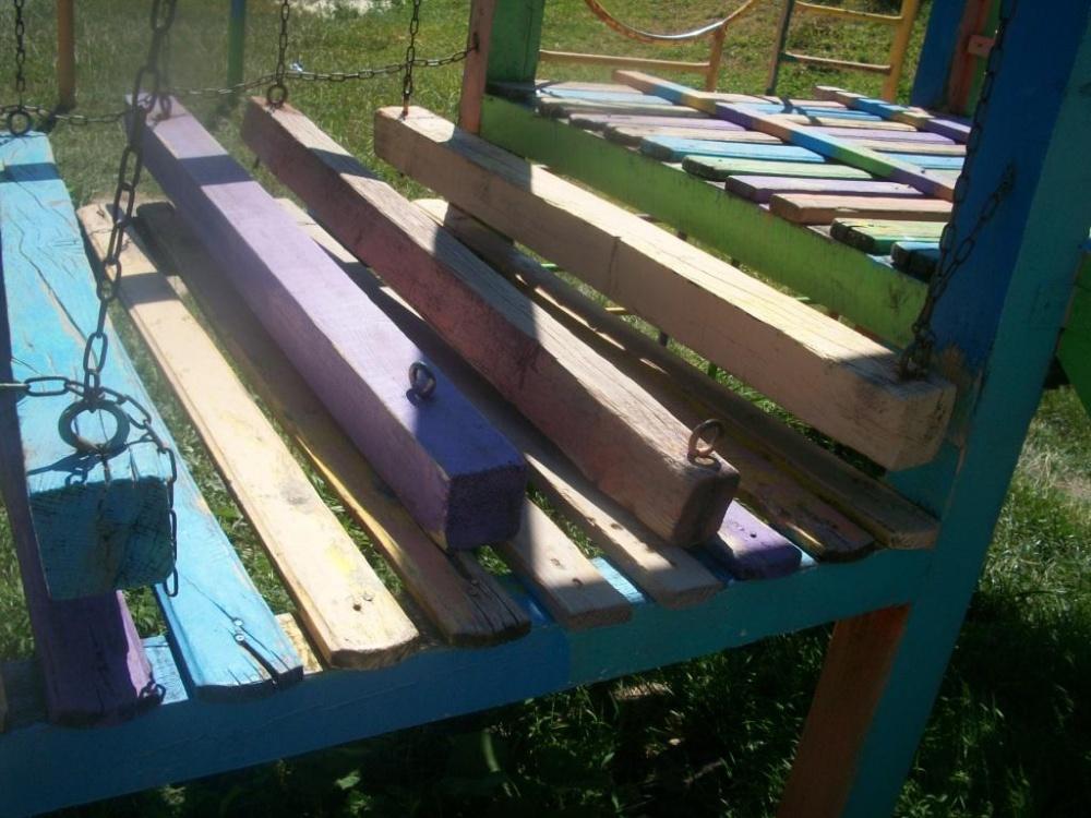 Виділені на будівництво дитячого майданчики гроші вкрав чиновник