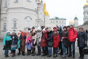 Школярі з Луганщини відпочивали на Тернопіллі