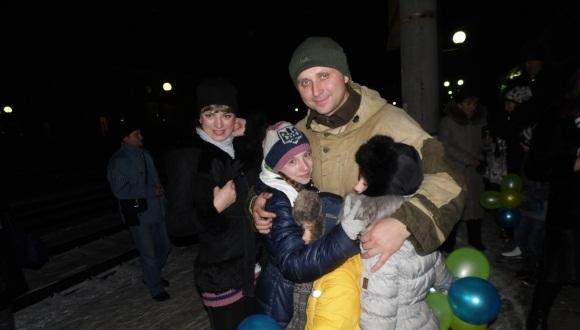 Тернополянин пішов служити добровольцем разом із кумом