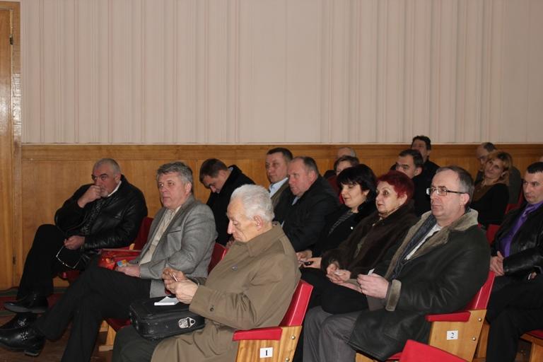 Відбулося засідання установчих зборів громадської ради при Тернопільській ОДА (ФОТО)