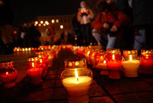 День пам'яті жертв голодоморів в Україні