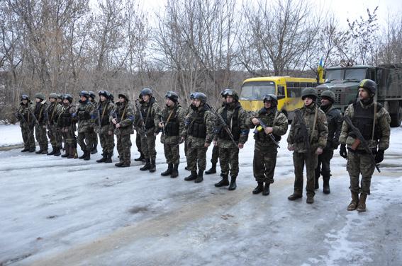 Мир і перемога - це те, заради чого тернопільські правоохоронці їдуть на схід