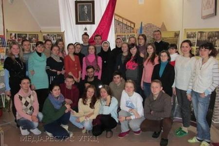 Відбулися реколекції для товариства українських студентів-католиків «Обнова» у Заздрості
