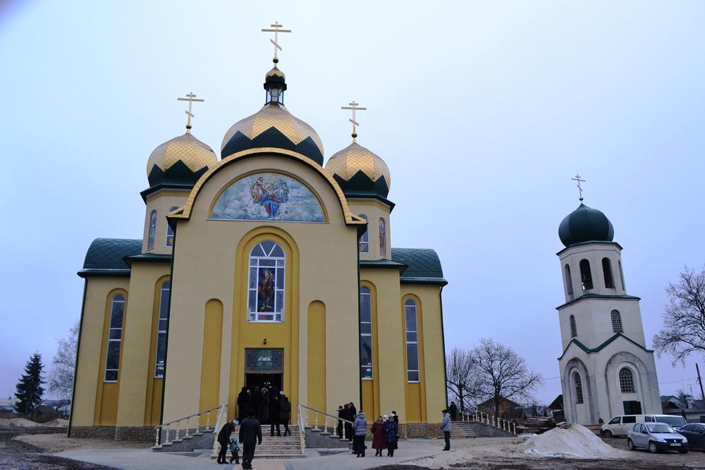 У Скалаті освячено собор на честь всіх святих