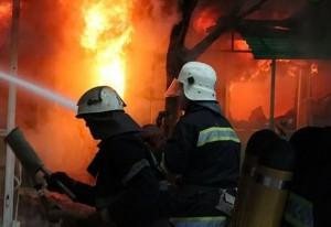 У с. Біла неподалік Тернополя пожежа мало не забрали життя трьох людей