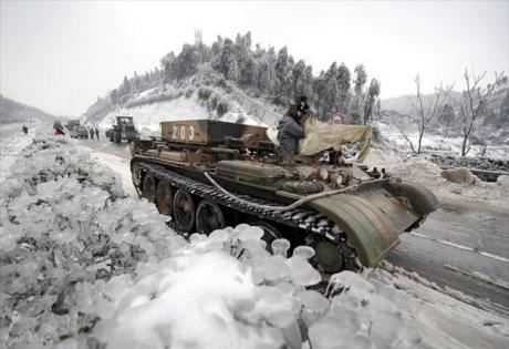 Бійці АТО таки втримали висоту біля Донецького аеропорту (ВІДЕО)