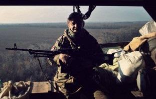 """Бійці ДУК відповіли на  """"привітання"""" з Днем захисника Вітчизни терористів вогнем"""