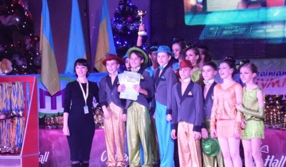 В Тернополі змагаються танцюристи з усієї країни
