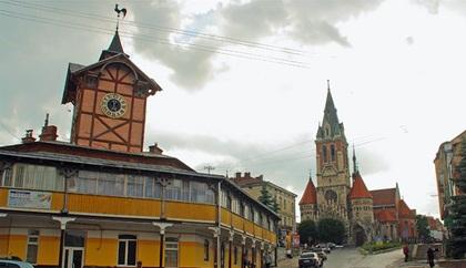 Чортків на Тернопільщині – суміш Бельгії та Польщі (Фото)