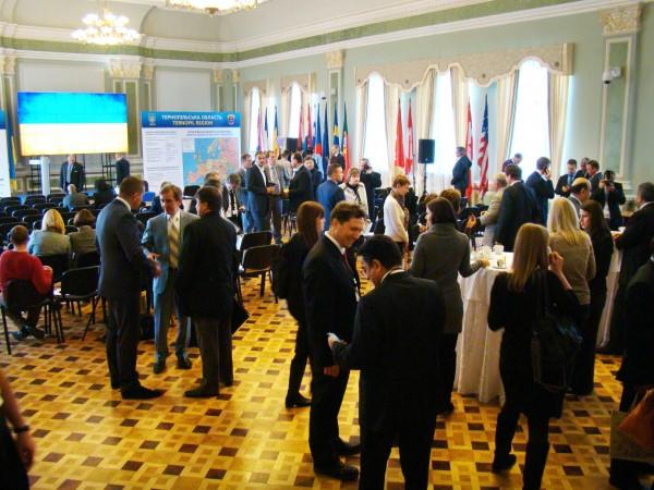 Презентація представництва ICC Ukraine в Тернополі відбудеться 28 листопада
