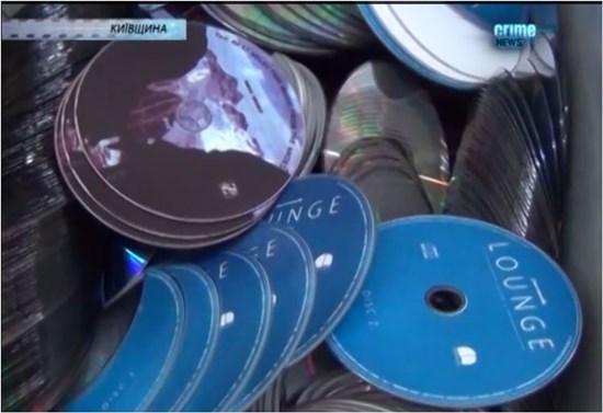 Міліціонери викрили тернополянина, який продавав диски з