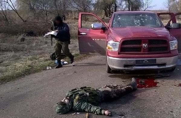 Партизани Донбасу продовжують знищувати терористів (+18)(ФОТО)