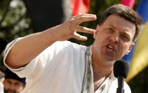 """Вова Морда: """"Я дав партії Тягнибока 48 мільйонів доларів. Готівкою!"""