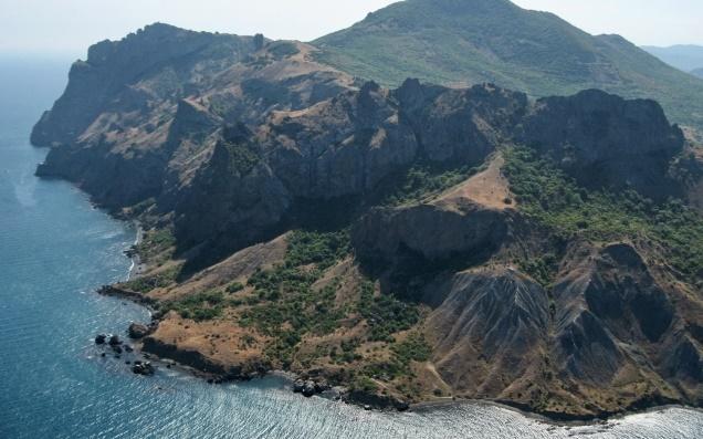 В Україні «спить» найстаріший вулкан світу